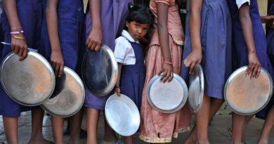 Près de 821 millions de personnes de par le monde ont faim