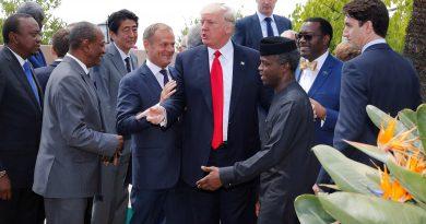 DONALD TRUMP ET L'AFRIQUE : QUATRE ANNÉES DE PERDUES