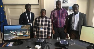 LES FUTURS INGÉNIEURS OUEST-AFRICAINS SE FORMENT À L'ÉCOLE DU COVID