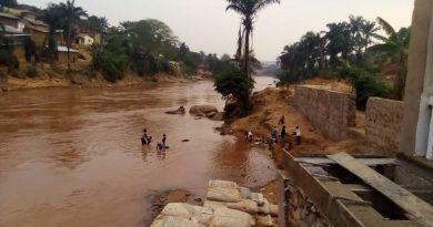 RDC : POLLUTION DE LA RIVIÈRE KASAÏ: 12 MORTS ET UNE « CATASTROPHE » ÉCOLOGIQUE